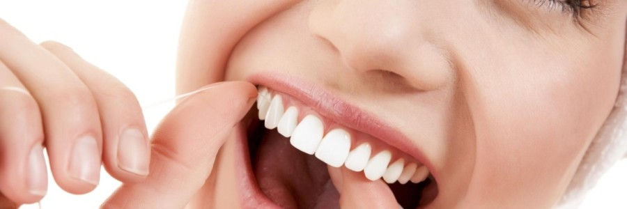 Beneficios del uso de hilo dental