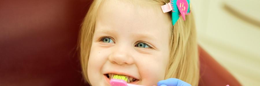 ¿Por qué tienen miedo al dentista los niños?